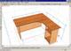 Егорка-1: детская мебель бук/синий (Доставка БЕСПЛАТНАЯ