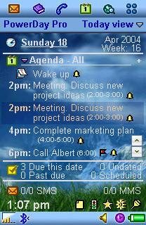Rock Your Mobile PowerDay Pro UIQ
