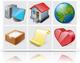 Vista Artistic Icons 3.0 (пиксельные и векторный форматы) (Lokas Software)