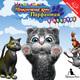 Невероятные приключения кота Парфентия в детстве! - (Играющие кошки)