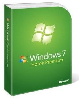 Microsoft Windows 7 Home Premium (Домашняя расширенная)