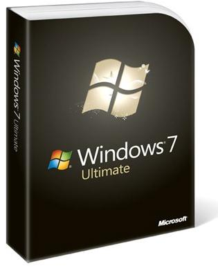Microsoft Corporation Microsoft Windows 7 Ultimate (Максимальная)