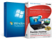 Microsoft Windows 7 Pro + Parallels Desktop Upgrade to Windows 7