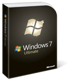 Microsoft Windows 7 Ultimate OEM