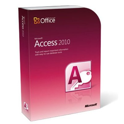 Microsoft Corporation Microsoft Office Access 2010