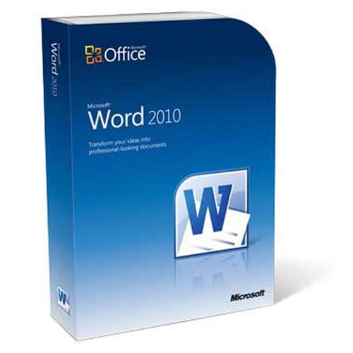 Microsoft Office Word 2010 Microsoft Corporation