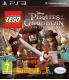 Новый Диск LEGO Pirates 4 (PSP)