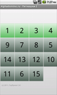 Игра «Пятнашки Z» для Android