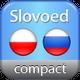 Польско-Русский и Русско-Польский Словарь Slovoed Compact для Windows Mobile