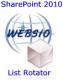 Websio List Rotator 2010 Web Part
