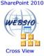 Websio SharePoint Cross View 2010 Web Part