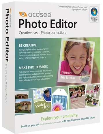 ACD Systems International ACDSee Photo Editor 2008