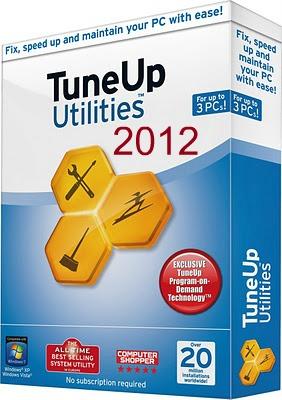 TuneUp Corporation TuneUp Utilities 2012