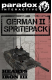 Paradox Interactive Hearts of Iron III: German II Sprite (ключ на e-mail)