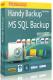 Бэкап MS SQL для Handy Backup - (Новософт)