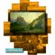 «Кавказ» Головоломка №013, серии: «Искусство спасёт Мир!»
