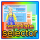 Комплект megainformatic cms express files + модуль template selector - (МегаИнформатик)