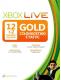 Xbox LIVE: GOLD карта подписки 12 месяцев + 2 месяца (электронная версия)