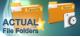 Actual File Folders 1.9 (Actual Tools)