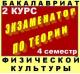 Экспресс-контроль по теории физической культуры (бакалавриат 4 семестр) 1.0 (Белецкий Сергей Валентинович)