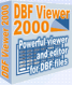 DBF Viewer 2000 5.95 (HiBase Group)