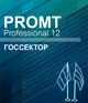 PROMT Professional Госсектор 12 - (PROMT)