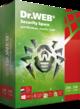 Dr.Web Security Space. Поставка в коробке - (Доктор Веб)
