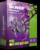 Антивирус Dr.Web. Поставка в коробке - (Доктор Веб)
