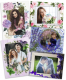 Цветочные рамки для фотографий 100 готовых рамок (АКВИС)