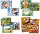 Времена года — Сезонные рамки для фотографий Осенние рамки (АКВИС)