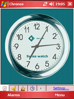 Chronos alarm clock