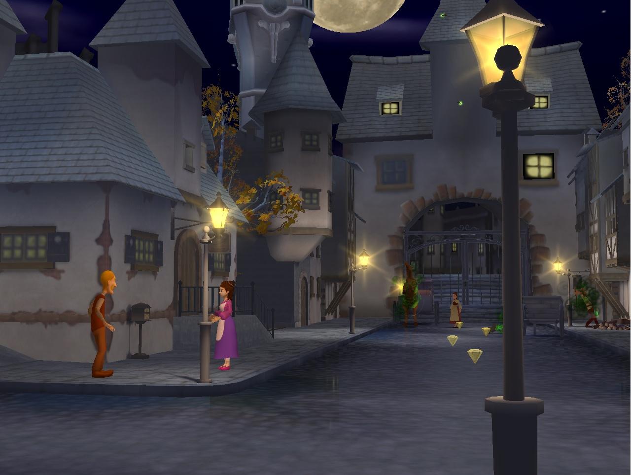Screens Zimmer 8 angezeig: disney princess enchanted journey game